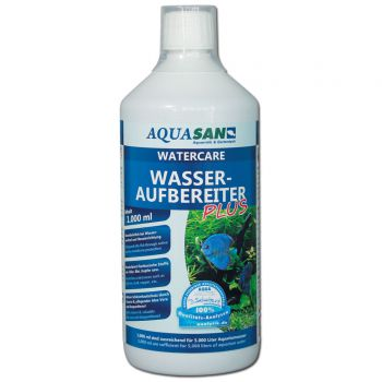 AQUASAN WaterCare Wasseraufbereiter PLUS 1000 ml