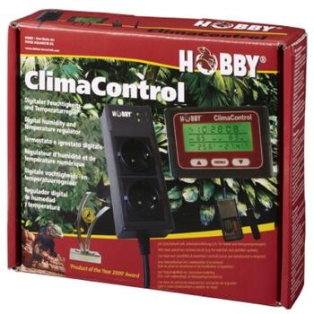 hobby climacontrol digitaler feuchtigkeits und. Black Bedroom Furniture Sets. Home Design Ideas