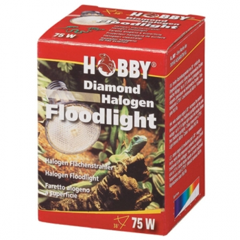 hobby diamond halogen floodlight 75 w g nstig kaufen bei aqua. Black Bedroom Furniture Sets. Home Design Ideas