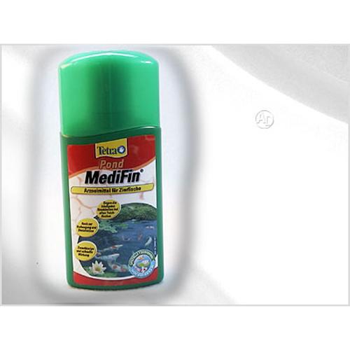 Tetra pond medifin 250 ml g nstig kaufen bei aqua for Gartenteichfische arten