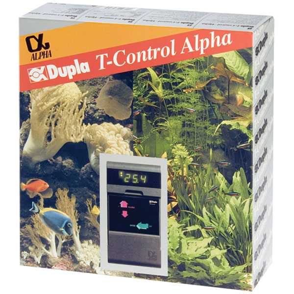 Dupla t control alpha temperraturregelgeraet g nstig for Aquarium heizen