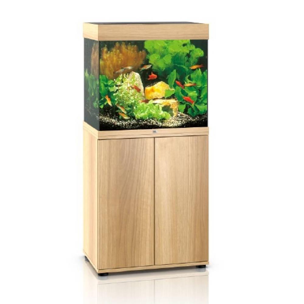 juwel aquarienkombination lido 120 led helles holz g nstig kaufen bei aqua. Black Bedroom Furniture Sets. Home Design Ideas