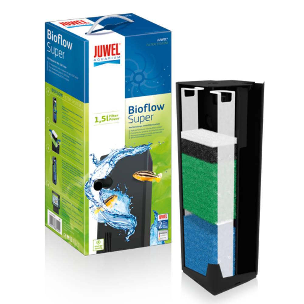 juwel bioflow super filter innenfilter bis 150 liter g nstig kaufen bei aqua. Black Bedroom Furniture Sets. Home Design Ideas