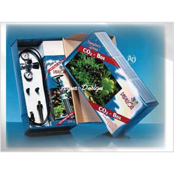 papillon co2 box mit 500 g co2 flasche g nstig kaufen bei aqua. Black Bedroom Furniture Sets. Home Design Ideas