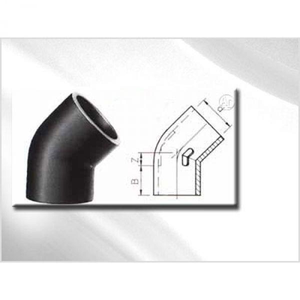 pvc winkel 45 grad d 25 g nstig kaufen bei aqua. Black Bedroom Furniture Sets. Home Design Ideas