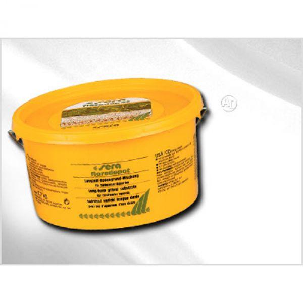 sera floredepot mit Aktiv Pellets 4,7 kg