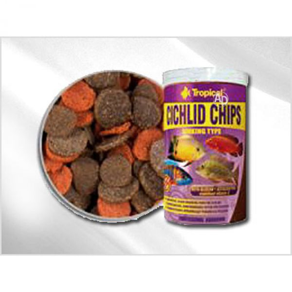 Tropical Cichlid Chips 250ml