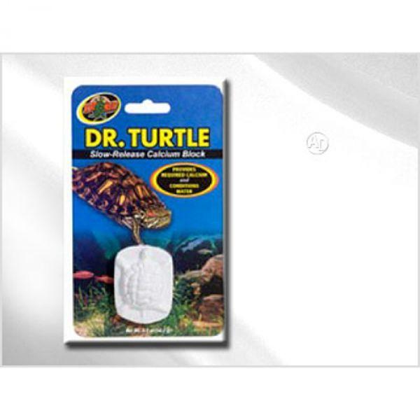 ZooMed Dr. Turtle Wasser Schildröten Calcium Block Slow-Release