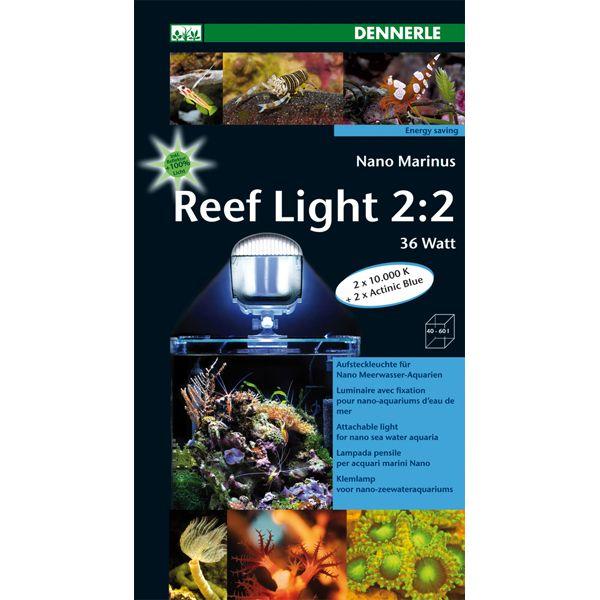Dennerle Nano Marinus ReefLight 2:2 36W