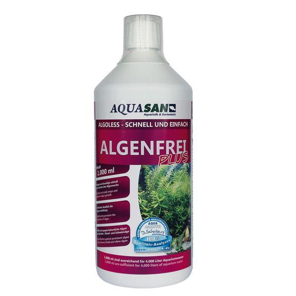 AQUASAN Algoless Algenfrei PLUS 1000 ml