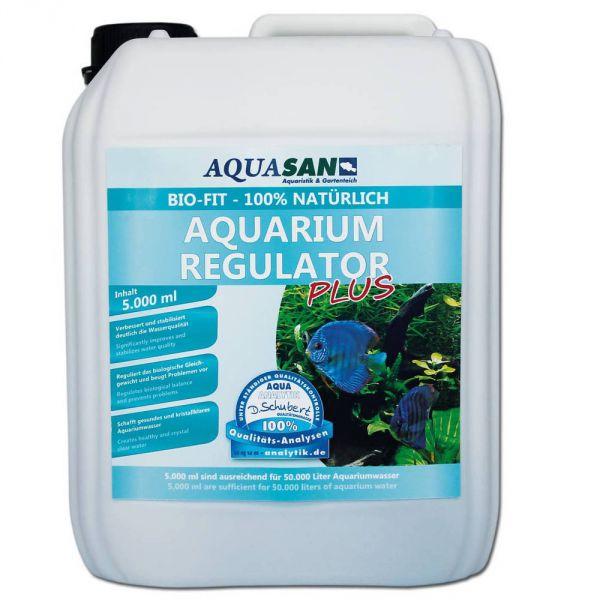 AQUASAN Bio-Fit Aquarium Regulator PLUS 5 Liter