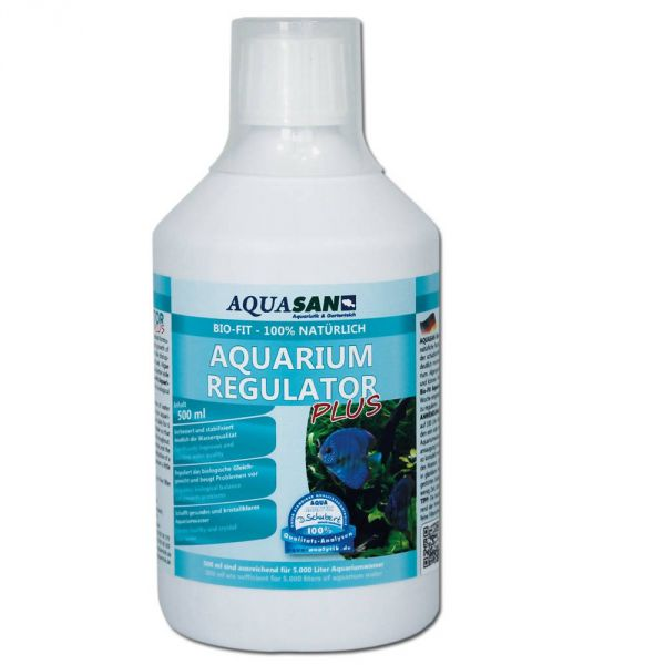 AQUASAN Bio-Fit Aquarium Regulator PLUS 500ml