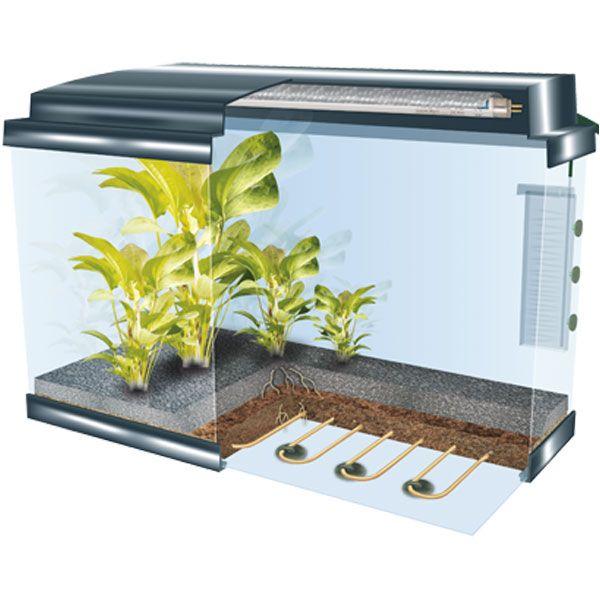Dennerle boden fluter 25 watt g nstig kaufen bei aqua for Boden aquarium