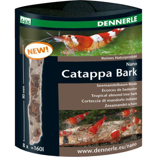 Dennerle Catappa Bark Seemandelbaum Rinde 6,8 g ca 8 St.
