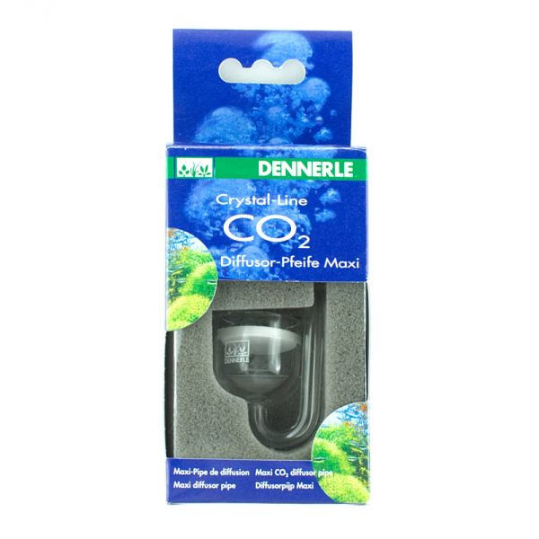 Dennerle Crystal Line CO2-Diffusor-Pfeife Maxi