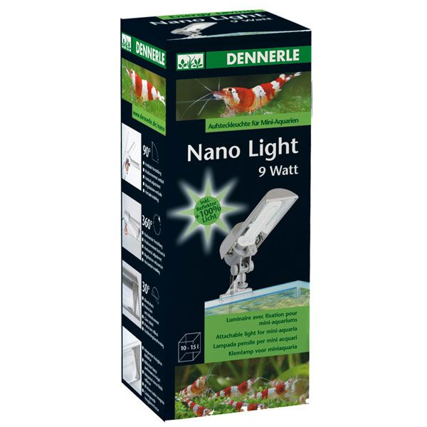 Dennerle Nano Light 9 Watt komplett