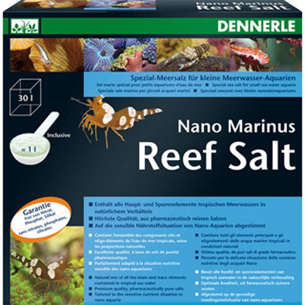 Dennerle NANO Marinus ReefSalt 1 kg