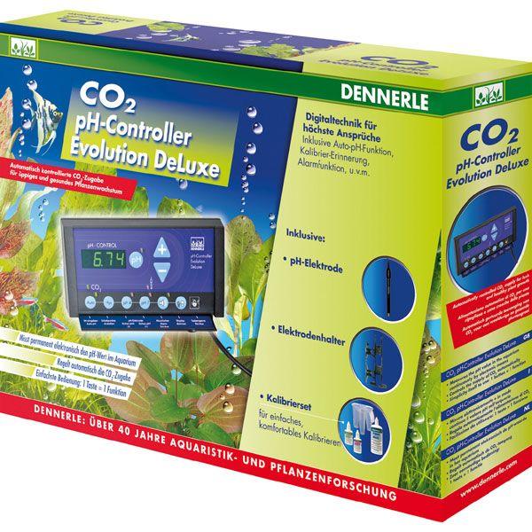Dennerle Profi Line pH-Controller Evolution DeLuxe