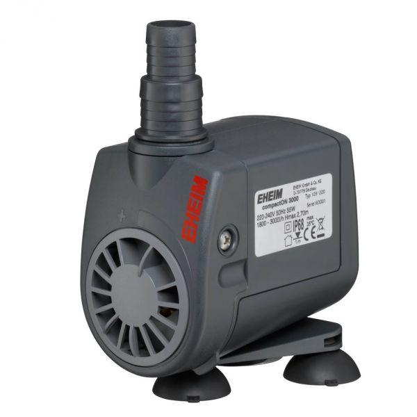 EHEIM compact ON 3000 Pumpe für Aquarium