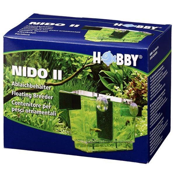 hobby nido ii ablaichbeh lter jetzt vergleichen. Black Bedroom Furniture Sets. Home Design Ideas