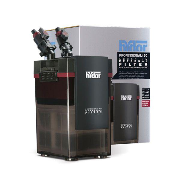 hydor aussenfilter professional 150 l g nstig kaufen bei aqua. Black Bedroom Furniture Sets. Home Design Ideas