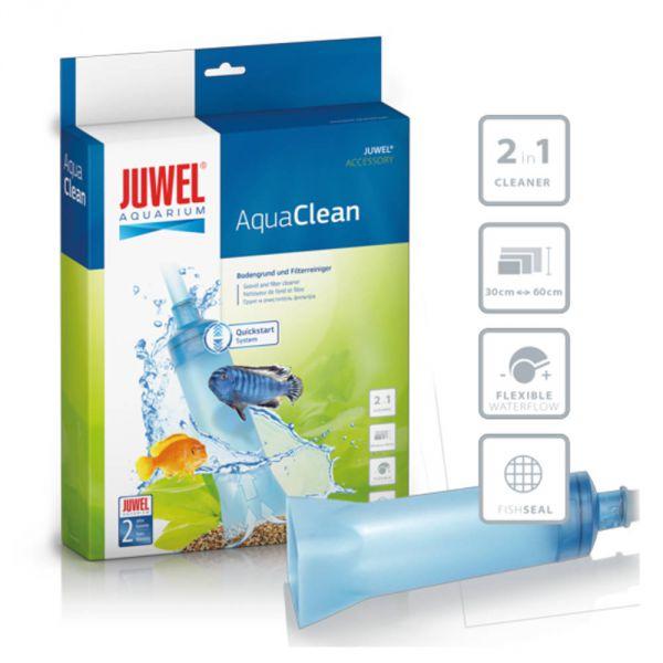 Juwel Aqua Clean Reinigung von Bodengrund und F...