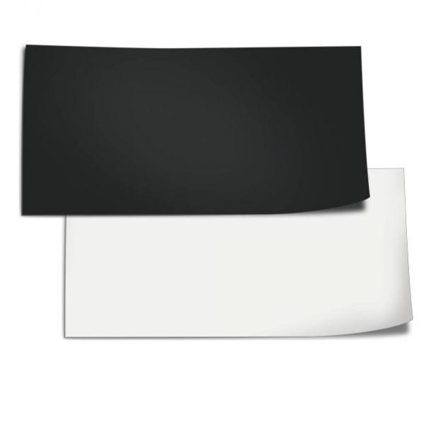 Juwel Fotorückwand schwarz weiß 100x50cm für Aq...