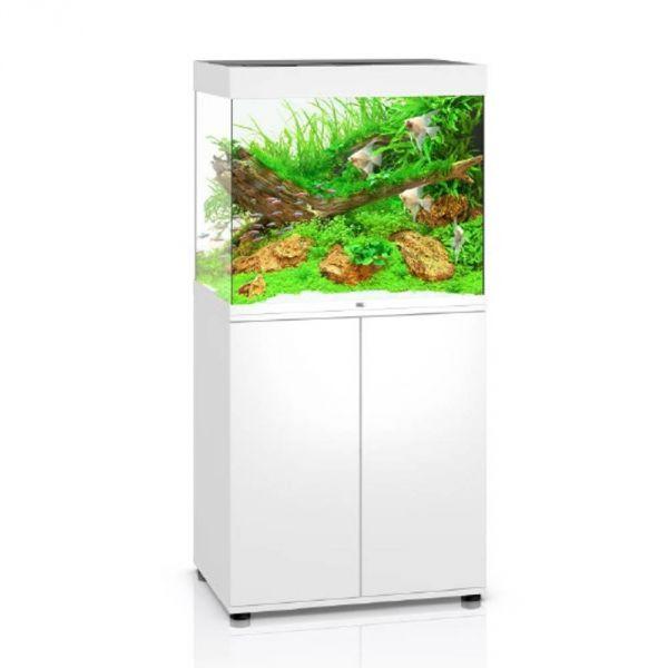 Juwel Lido 200 LED weiss Aquarium Kombination