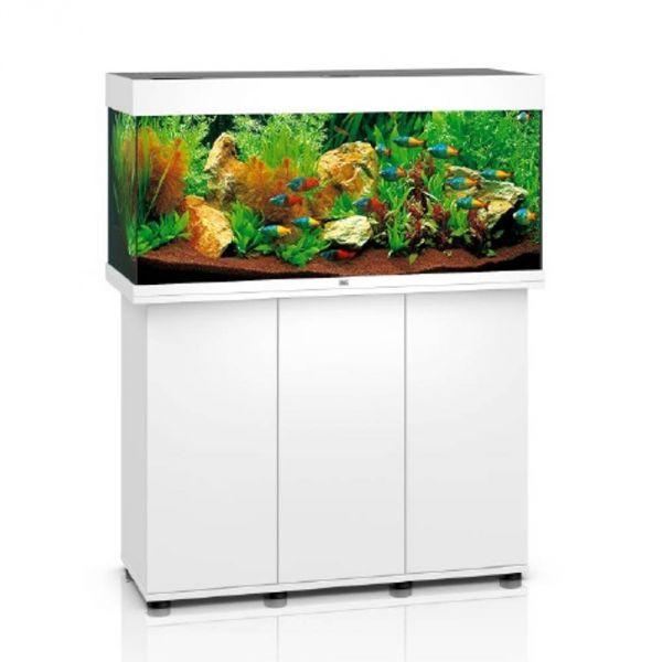 Juwel Rio 180 LED weiss Aquarium Kombination