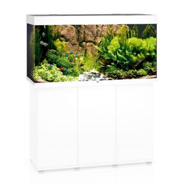 Juwel Rio 350 LED weiß Aquarium Kombination