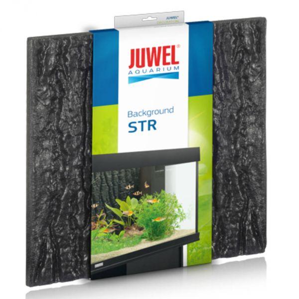 Juwel Struktur Rückwand STR schwarze Baumrinde ...