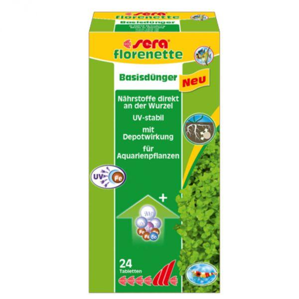 sera Florenette A Basis Langzeit Pflanzen Dünge...